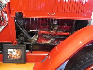 1927 American LaFrance six cylinder engine