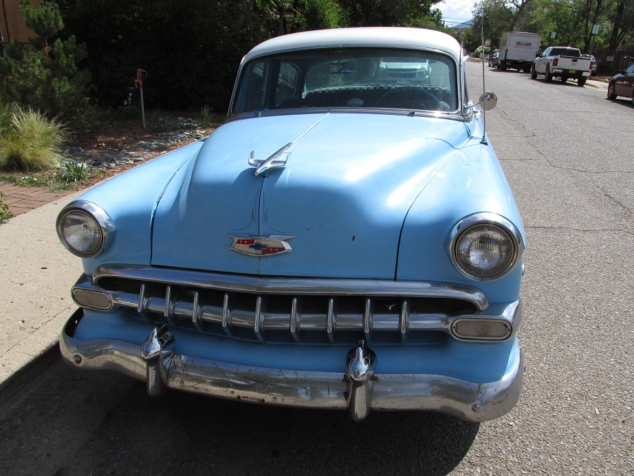 1954 Chevrolet Bel Air Auto Museum Online
