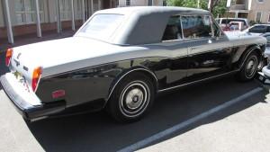 1986 Rolls Corniche Convertible