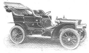 1906 American-Simplex Touring Car