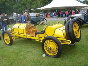1912 Mercer Raceabput Type 35R