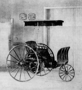 1891 Buckeye Gasoline Buggy