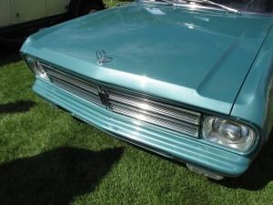 1966 Studebaker grille
