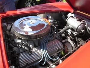 Ford Cobra 289 engine
