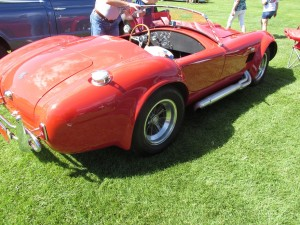 1955 AC Ace Roadster