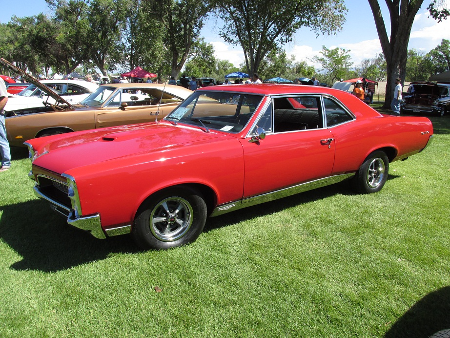 1967 Pontiac Gto History And Specs Auto Museum Online