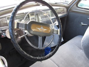 De Soto Custom dashboard