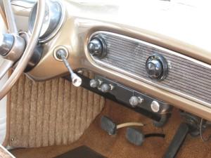 1959 Rambler interior