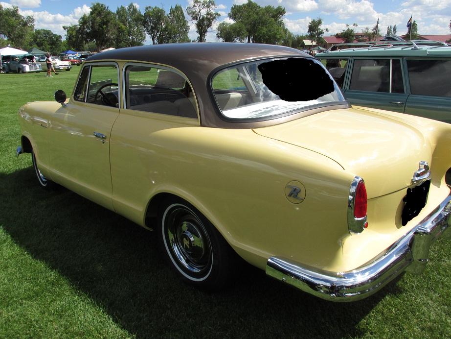 1959 Rambler American   Auto Museum Online