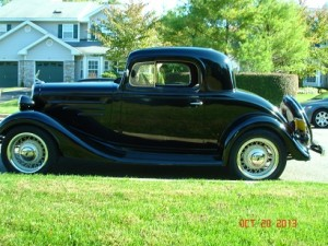 1935 Chevy Standard Coupe