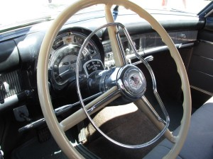 1952 Chrysler Imperial dashboard