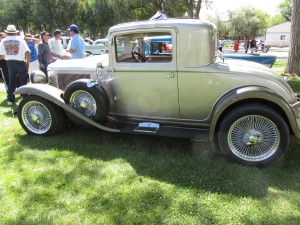 1931 Dodge Coupe Six