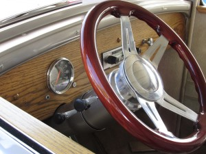 1931 Dodge redone dash