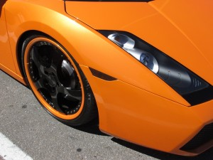 Lamborghini exotic styling