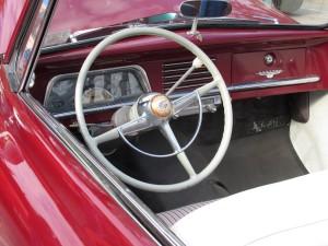 1951 Studebaker dashboard