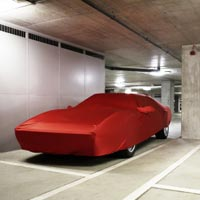 storing a collectible vehicle
