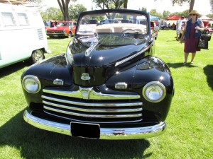 1947 Ford Super Deluxe Eight Convertible