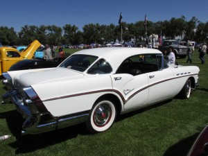 1957 Buick Century Convertible