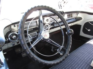 Buick Interior and dash 1957