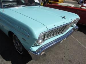 1964 Ford Futura grille