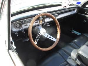 1964 Ford Falcon Futura dashboard