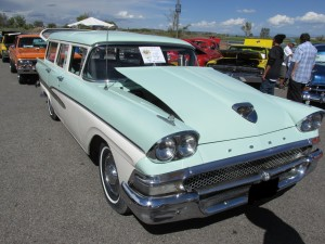 1958 Ford Wagon