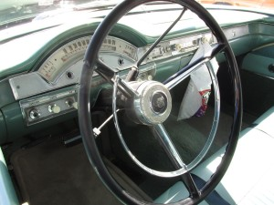 1958 ford country squire dash