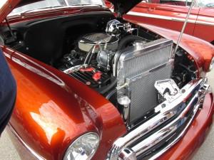 1950 Chevy Street Rod 350 Chevy engine