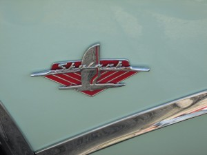 Distinctive 1954 Buick Skylark Badge