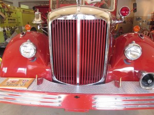 1951 mack fire pumper