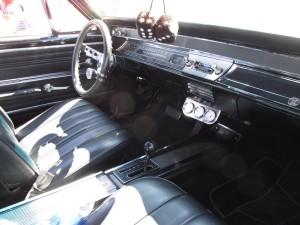 1966 chevy chevelle dashboard
