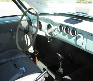 karmann ghia dashboard