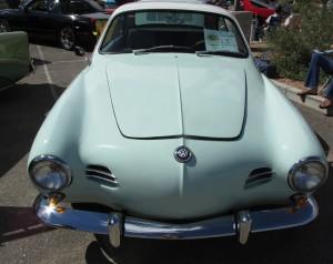 1957 Karmann Ghia