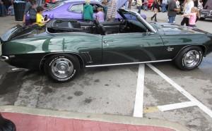 chevy camaro ss 1969