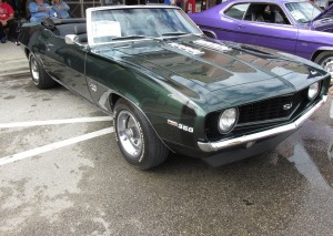 1969 chevy camaro convertible