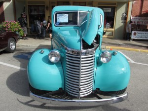 1940 chevy truck grille