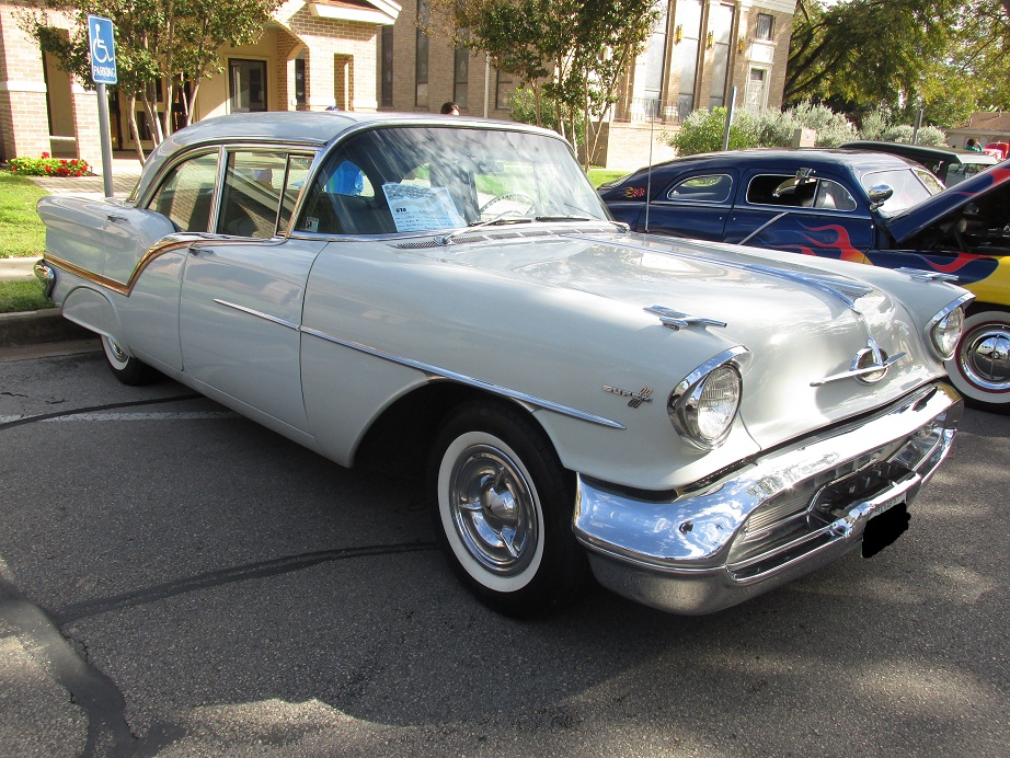 1957 Oldsmobile Super 88 / J-2 Option | Auto Museum Online