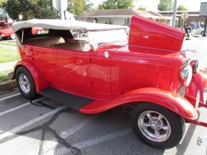 1932 ford phaeton street rod