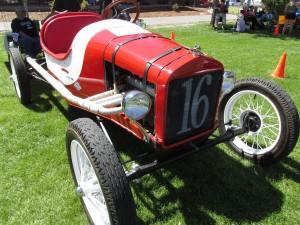 model t race car