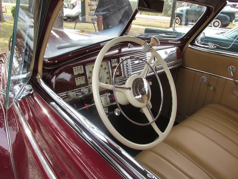 A finely restored 1940 dodge convertible coupe auto museum online