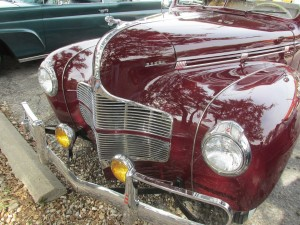 1940 dodge coupe grille