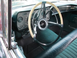 1958 continental mark three dash
