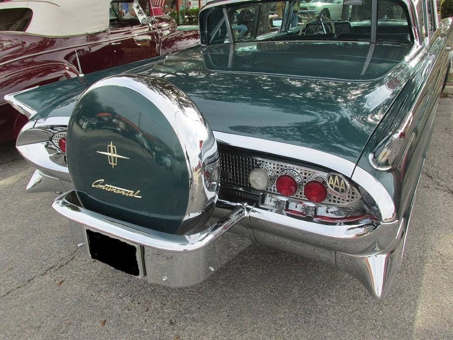 The Big 1958 Continental Mark III / Specs and Photos | Auto