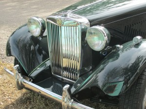 mg td grille