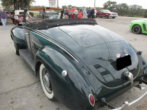 1939 ford styling