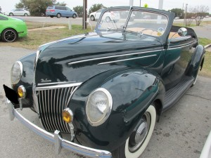 1939 ford coupe grille