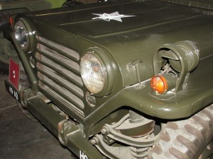 m37 three quarter ton army truck