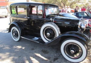 1931 ford fordor