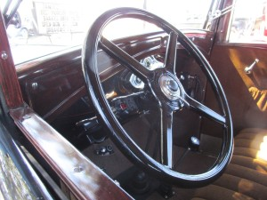 ford model a dashboard