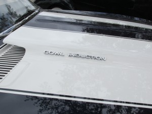 camaro cowl induction